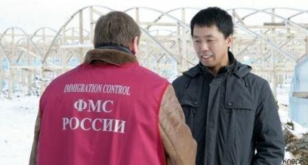 Проверка иностранных граждан